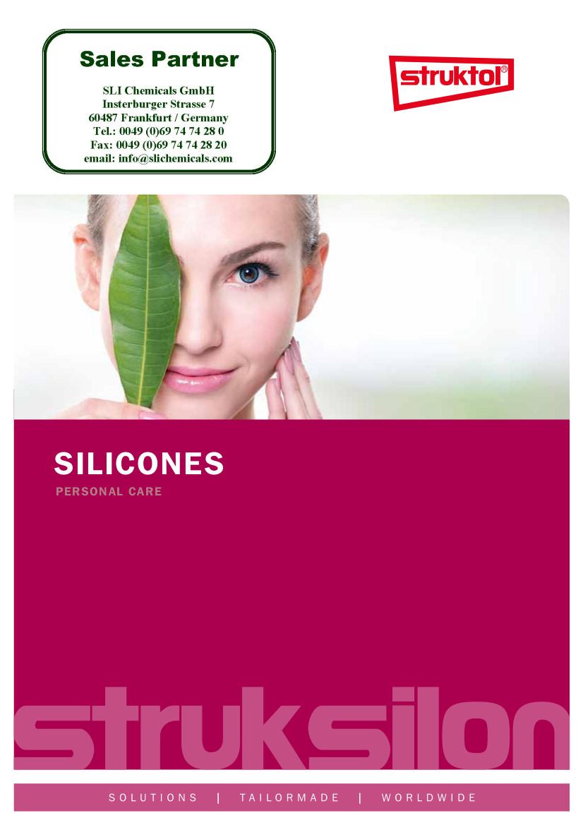 Schill+Seilacher Sil-O-San 8651C, Broschüre