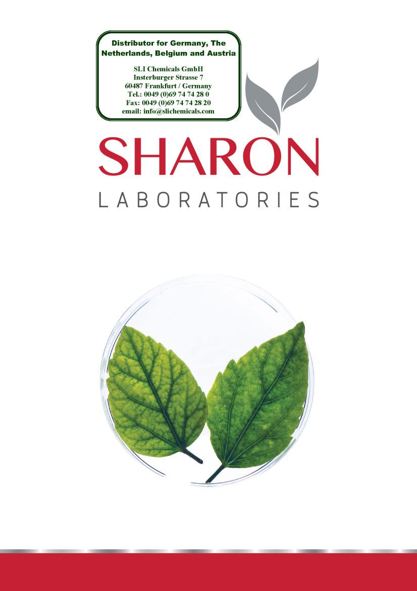 Sharon Biomix line - 2019